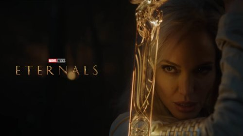 First Footage of Marvel's Eternals Movie Revealed in New Trailer