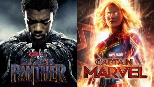 Black Panther and Captain Marvel Sequels Get Official Titles