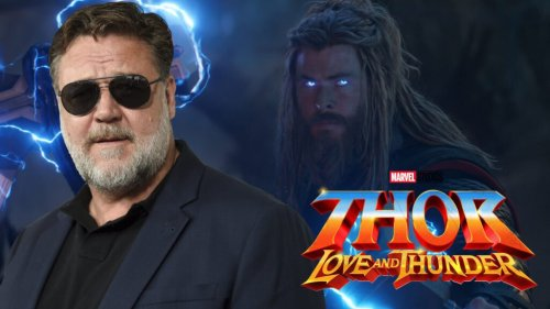 Russell Crowe's Role in Thor: Love and Thunder Revealed