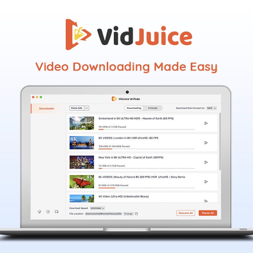 VidJuice UniTube, 86% off, $69.99 ↘️ $9.99!