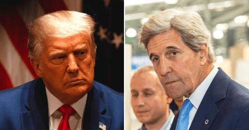 Has John Kerry violated the Logan Act? Trump renews attack on ex secretary of state post Javad Zarif tape leaks