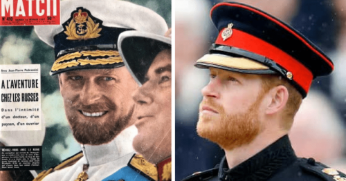Prince Philip looks strikingly like Harry in vintage pic, Internet says it 'explains Queen's fondness of him'