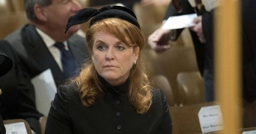 What is Sarah Ferguson's net worth? Duchess who once faced bankruptcy isn't invited to Prince Philip's funeral