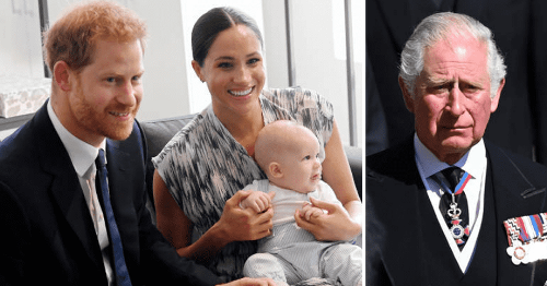 No 'Prince' title for Archie may have led to Harry and Meghan's Oprah interview