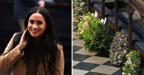 Meghan Markle 'did her bit' for Prince Philip's funeral by sending wreath with secret meaning, says pal Omid Scobie