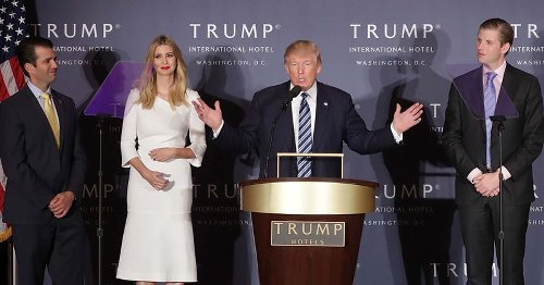 Are Ivanka, Don Jr eligible for Secret Service? Taxpayers paying fortune after Trump extended their protection