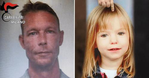 Madeleine McCann case: Christian Brueckner linked to secret compound owned by girlfriend