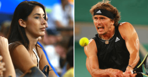 Who is Alexander Zverev dating? Tennis star's ex gave birth to their baby earlier this year