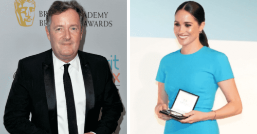 Piers Morgan shades Meghan Markle in Prince Philip tribute, says 'Don't Whine' and 'Stay off Oprah'
