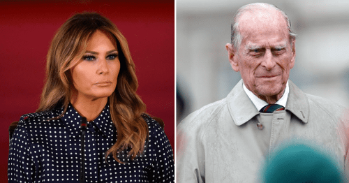 Melania calls Trump 'President' in tribute to Prince Philip, truth behind claims that duke called her 'Stormy'
