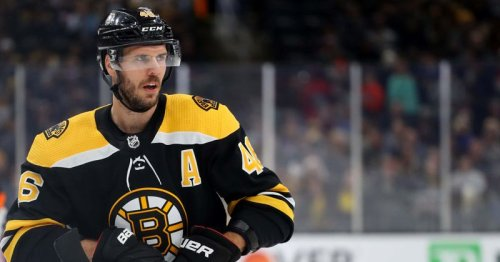 Why did David Krejci leave Boston Bruins? Fans say 'thank you for everything'