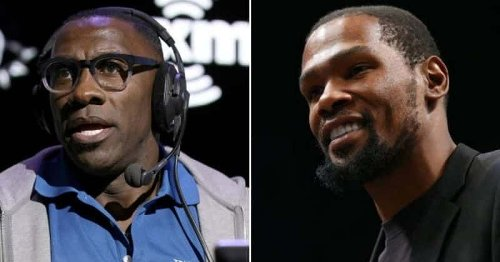 Why did Shannon Sharpe block Kevin Durant? Football player ducks out after lying about FAKE quote