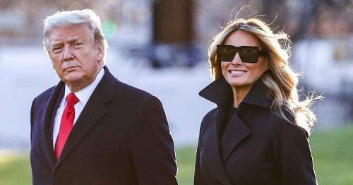 Where is Melania Trump? Ex-FLOTUS visibly absent at husband's 75th birthday bash