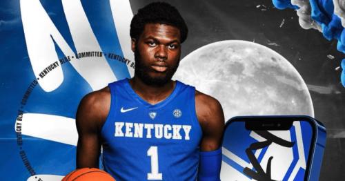 Chris Livingston's net worth: 5-star basketball player picks Kentucky Wildcats