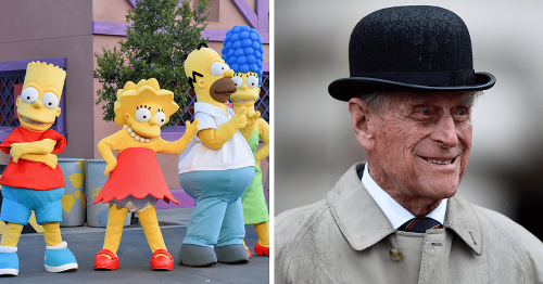Did 'The Simpsons' predict Prince Philip's death? Maggie foretold exact date he will die in 1995 episode: Report