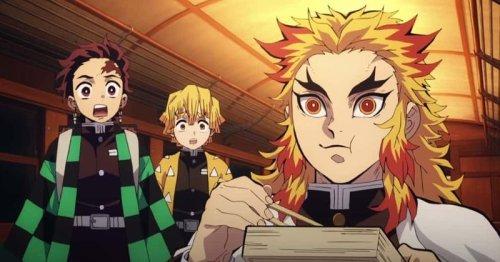 'Demon Slayer: Kimetsu no Yaiba the Movie: Mugen Train': All about Netflix anime