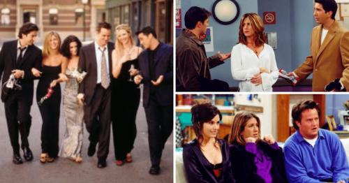 Where was 'Friends' filmed? From Greenwich Village, London Marriott to LA's Warner Bros Ranch, all shooting spots