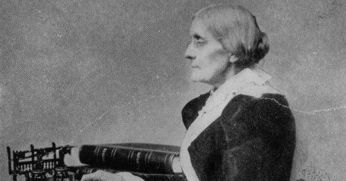 Susan B Anthony's 1873 trial and the downfall of patriarchy