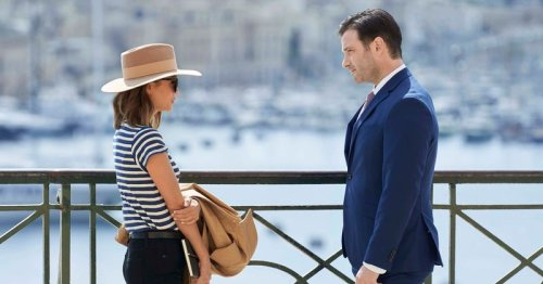 'To Catch a Spy' Review: This Hallmark whodunnit shines against Maltese setting