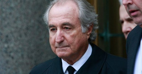 Love triangle, G-strings and black book of escorts: Bernie Madoff flaunted 'culture of sexual deviance'