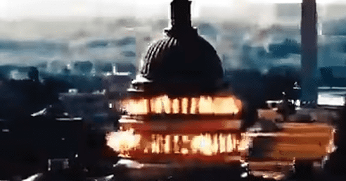 Pat Toomey warns not to lift Iran sanctions after 'Capitol blow-up' video, Internet says 'remember Jan 6, Pat?'