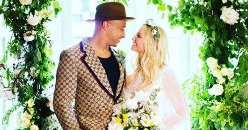 Who is Jade Jones? Spice Girl Emma Bunton marries her beau of 23 years in secret wedding