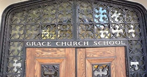 Whistleblowing teacher accuses NYC's elite Grace Church School of 'indoctrinating' kids with 'anti-racism' ideology