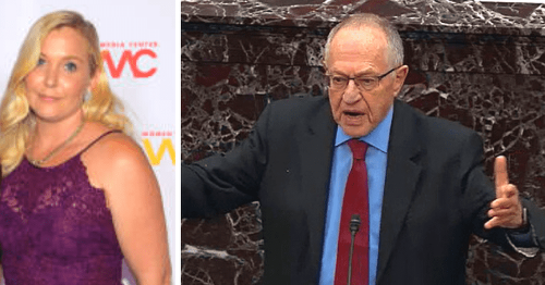 Virginia Giuffre said Alan Dershowitz had sex with her 6 times over 3 years from when she was 16 at Epstein home