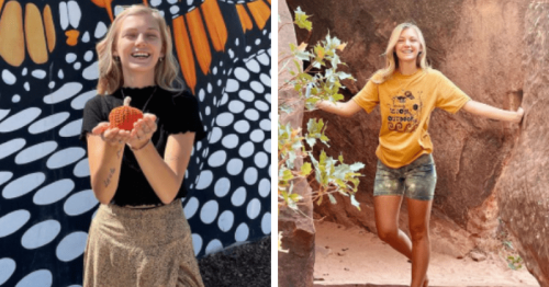 Where was Gabby Petito last seen? Final picture saw her pose before butterfly mural