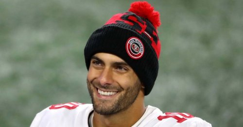 What is Jimmy Garoppolo's net worth? $138M signing with 49ers was largest in NFL history