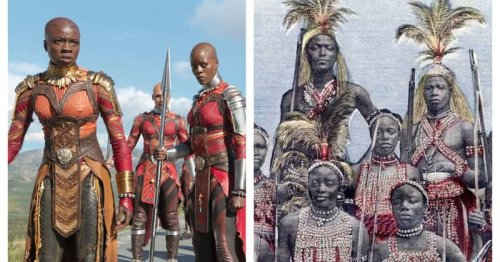 Are 'Dora Milaje' inspired by real women? The true story behind 'The Falcon and The Winter Soldier' warriors