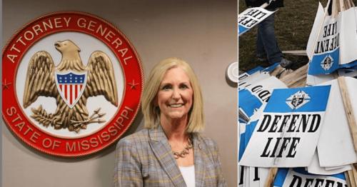 Who is Lynn Fitch? Mississippi AG asks SCOTUS to overturn landmark Roe v Wade case