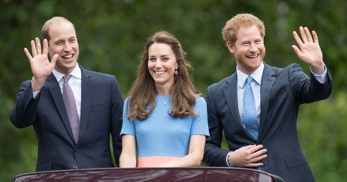 Kate Middleton motherly 'need to care' for Harry showed as he and William had their moment of reconciliation