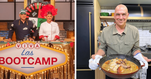 Who is Michael Symon on 'Worst Cooks in America'? Award-winning Cleveland chef joins Anne Burrell on Bootcamp