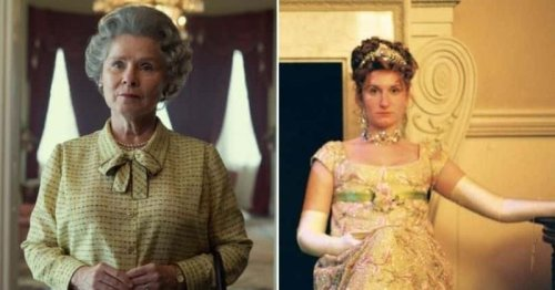 Who is Imelda Staunton's daughter? 'The Crown' star has a 'Bridgerton' connection