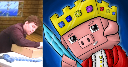 Who is Technoblade? Minecraft YouTuber gets death threats over George Floyd petition as 'Kickdave' trends