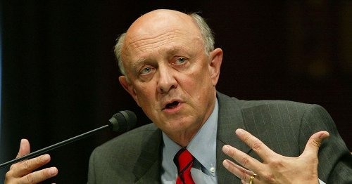 CIA ex-chief James Woolsey says aliens 'paused' his pal's aircraft at 40,000 ft, says 'we can be friendly'