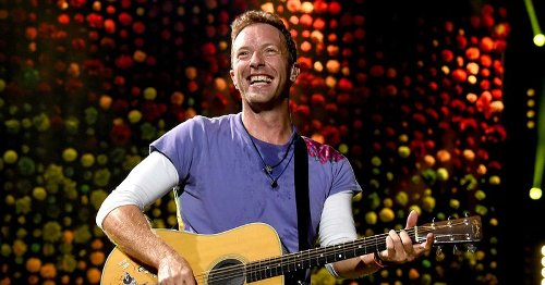 Coldplay's Chris Martin denies stealing $42 from supermarket where he worked in '90s: 'I didn't gosh darn it'