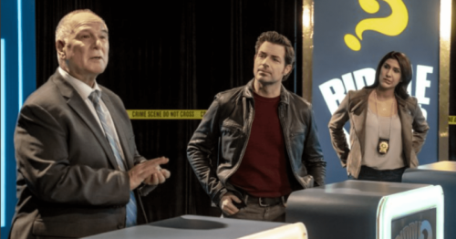 'Crossword Mysteries: Riddle Me Dead': Air time, how to live stream, plot, trailer and all you need to know about Hallmark movie