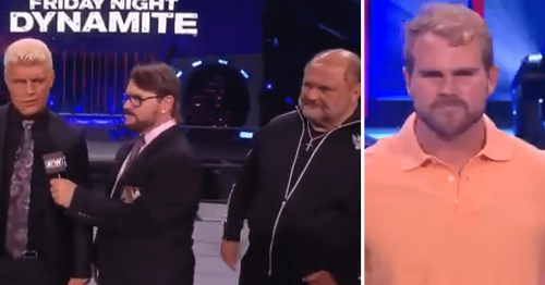 Who is Brock Anderson? Arn Anderson's son joins AEW as Cody Rhodes' tag partner