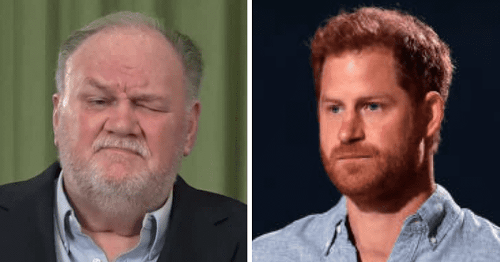 Thomas Markle slams Harry for being 'cold' to Charles: 'Meghan did it to me'
