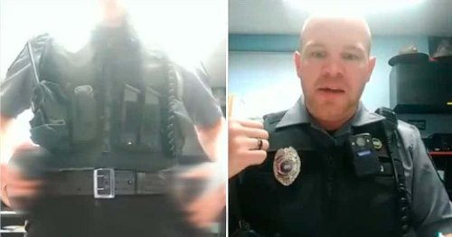 Who is Brian B? Cop's powerful Tiktok video on Daunte Wright goes viral: 'How can we mistake taser for a gun'