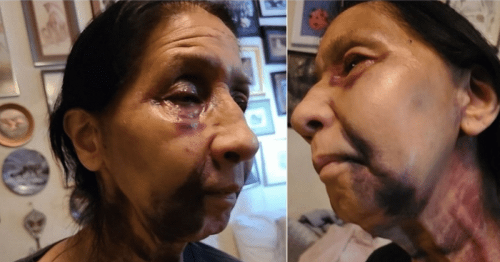 Who is Yasmine Beasley? LA Black woman beats up Mexican granny, 70, on bus and hurls anti-Asian slurs at her