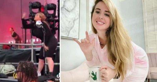 Who is Kelly Kurdi? 'WAP' ASL interpreter for Megan Thee Stallion at Lollapalooza goes viral