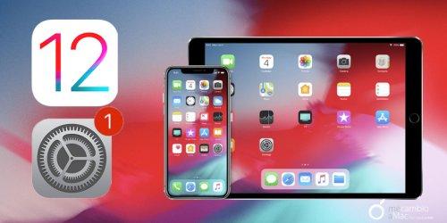 Apple lanza la actualización iOS 12.5.4