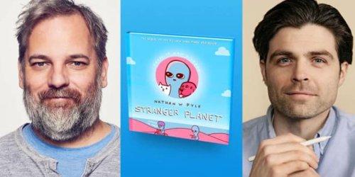 La serie 'Strange Planet' llega a Apple TV+ de la mano de Dan Harmon y Nathan Pyle
