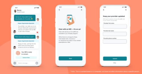 Omada adds virtual consultations to help members manage meds