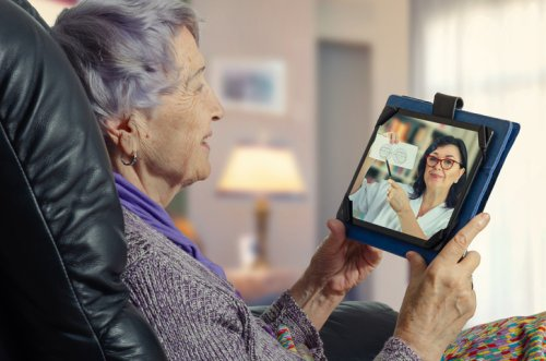4 strategies for healthcare providers to make virtual care practical for seniors - MedCity News