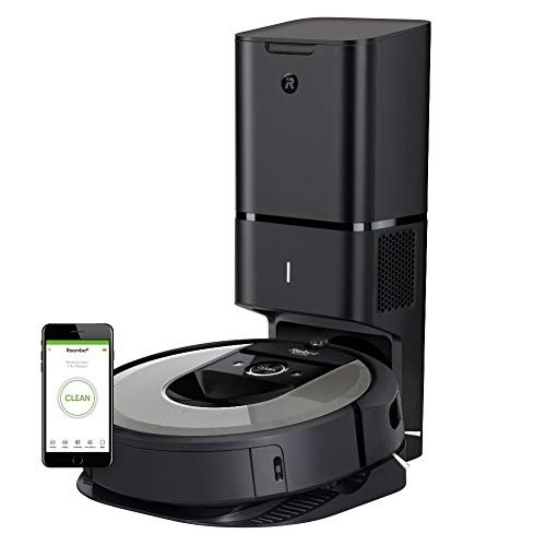 $300 savings on the iRobot Roomba vacuum with automatic dirt disposal