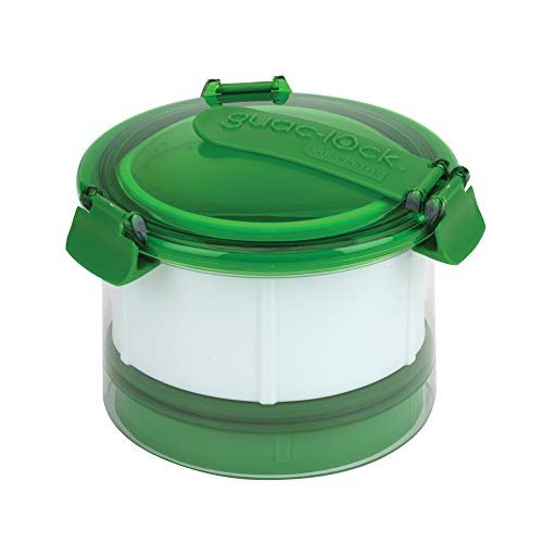 Keep your guacamole fresh with a Guac-Lock container